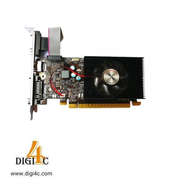 کارت گرافیک ای فاکس GT730 ظرفیت 2 گیگابایت DDR3