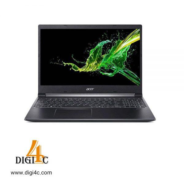 لپ تاپ 15.6 اینچی ایسر Acer Aspire 7 A715 i7(9750H) 8GB RAM 1TB+256GB SSD FHD Laptop