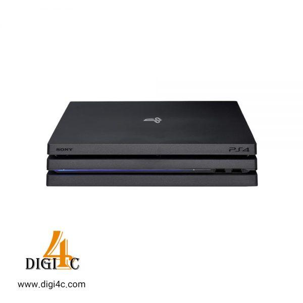 کنسول بازی سونی مدل Playstation 4 Pro 2018 کد CUH-7216B Region 2 ظرفیت ۱ ترابایت