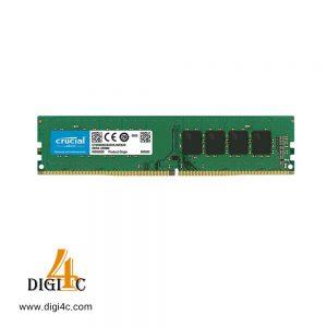 حافظه رم دسکتاپ کروشیال مدل Crucial 4GB DDR4 2666Mhz