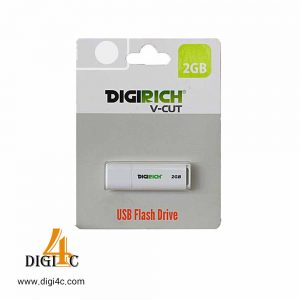 DIGIRICH V-CUT 2gb flash memory
