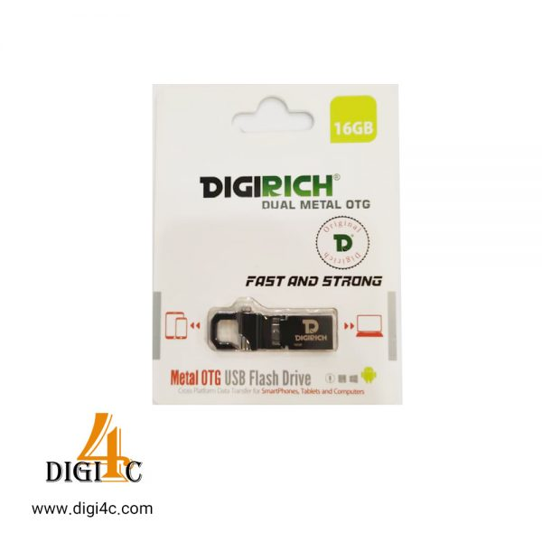Digirich Dual Metal OTG 16 GB