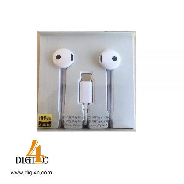 هندزفری شیائومی مدل Dual Driver-USB-C