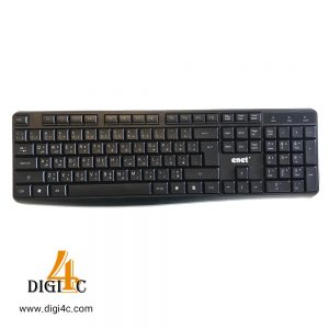 Mouse and keyboard Enet mk230