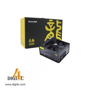 Great Wall Dragon 1650W Power Silent Module Power Supply