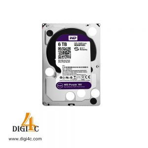 هارد اینترنال HDD 6TB WesternDigital Purple