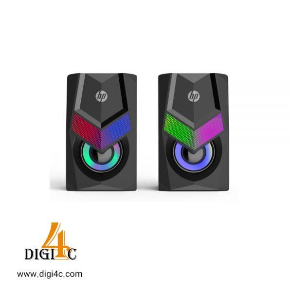 اسپیکر اچ پی HP DHE-6000 3.5mm LED Stereo Speaker