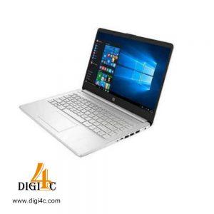 لپ تاپ لنوو HP Notebook 14-dq1043cl 10th Gen Core i3 1005G1- 8GB RAM- 256GB SSD UHD Graphics G1 14FHD