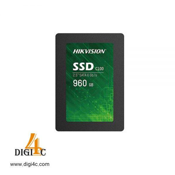 هارد اس اس دی اینترنال Hikvision HS-SSD-c100 960GB 3D HAND