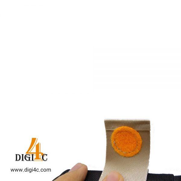 کیف لپ تاپ کی وی ام مدل KVM-DS618 مناسب برای لپ تاپ 15.6 اینچی