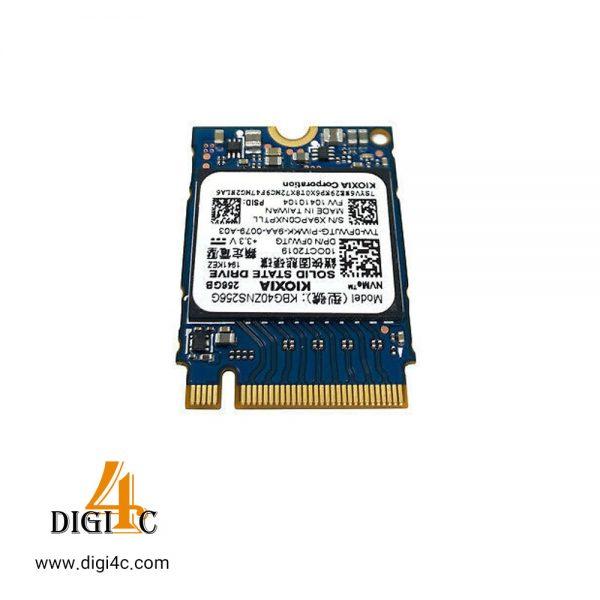 اس اس دی اینترنال اچ پی مدل KBG40ZNS256G ظرفیت 256 گیگابایت همراه با خشاب