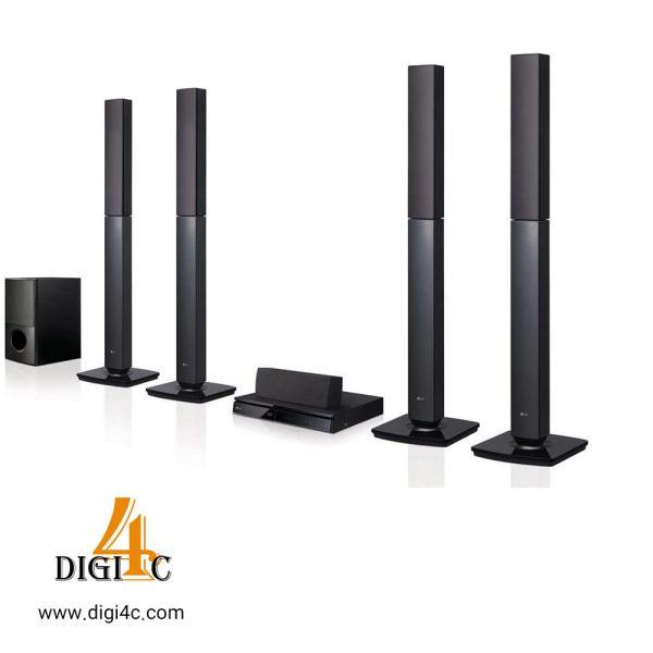 LG LHD657 Bluetooth Multi Region Free 5.1-Channel Home Theater