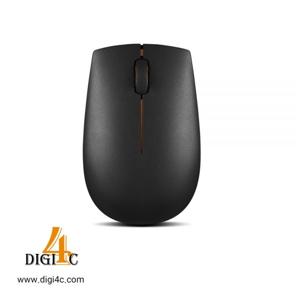 موس بیسیم Lenovo 300 Wireless Compact Mouse