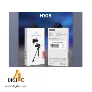 هدفون گیمینگ باسیم لنوو Lenovo H105 gaming headphone