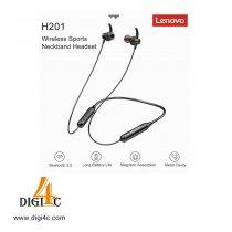 هدفون Lenovo H201 Wireless Sport Headset (Original)