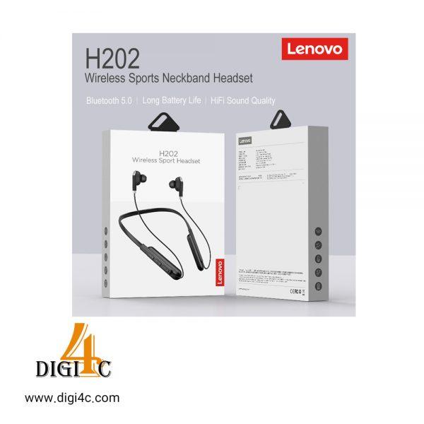 هندزفری لنوو مدل Lenovo H202