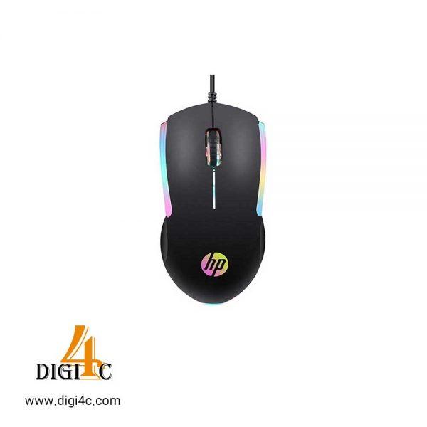 موس گیمینگ باسیم اچ پی M160 hp wired mouse