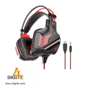 هدست New-GT61M E-sports Gaming