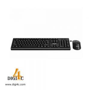 کیبورد و موس Philips C354 Wireless Keyboard And Mouse Combo