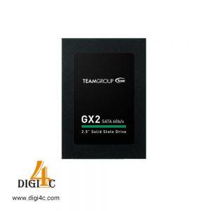 اس اس دی اینترنال تیم گروپ مدل SSD Drive Team Group GX2 256GB