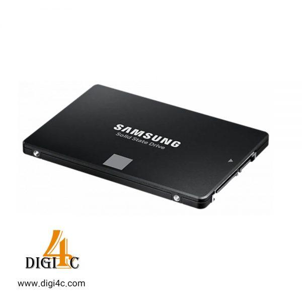 حافظه SSD اینترنال 250 گیگابایت Samsung مدل 870 EVO