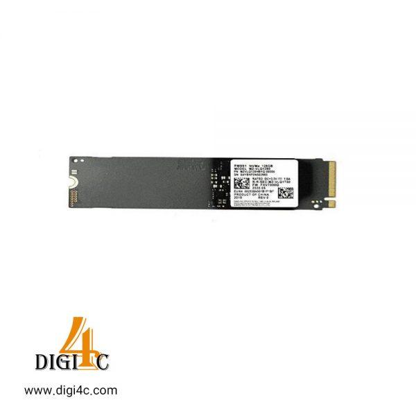 اس اس دی اینترنال وسترن دیجیتال مدلPM991 M.2 PCIe ظرفیت128 گیگابایت