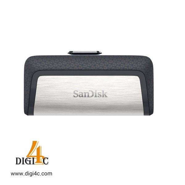 فلش مموری سندیسک SanDisk 32GB Ultra Dual Drive USB Type-C SDDDC2-032G-G46 USB Flash
