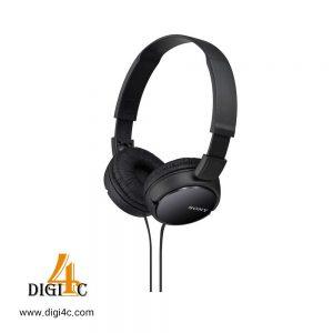 هدفون سونی (Sony MDR-ZX110 Stereo Headphones (Black
