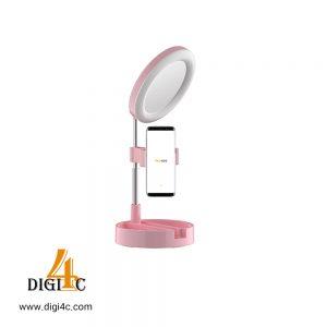 رینگ لایت رومیزی TOTU Mai Apearance G3 Desk Lamp دارای آینه و هولدر