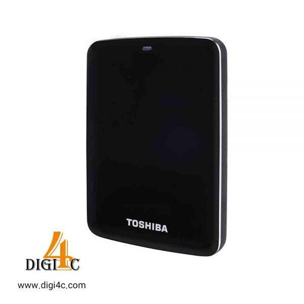 Toshiba Stor.e Canvio External Hard Drive - 500GB