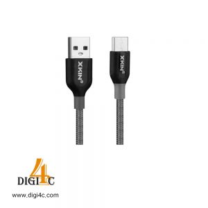 کابل تبدیل USB به USB-C ایکس کین مدل XK-C01 طول 1 متر