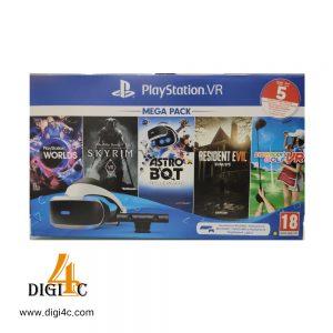 پلی استیشن 4 VR دوربین 5 بازی واچر کنترل سونی PlayStation