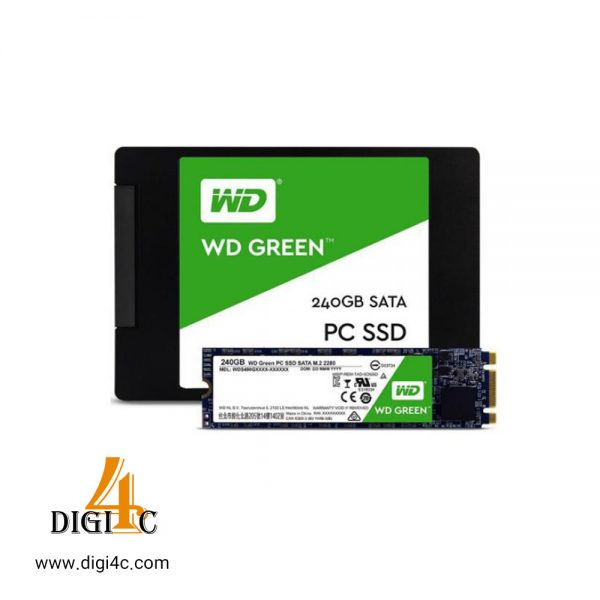 حافظه اس اس دی گرین مدل WDS240G2G0A