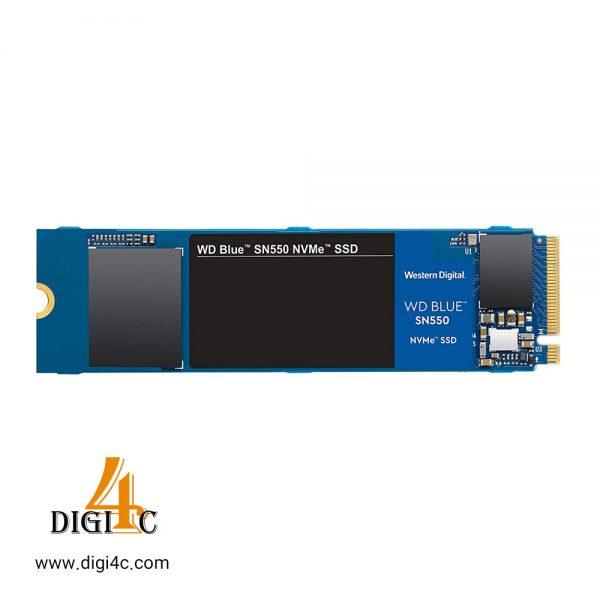 هارد اس اس دی اینترنال Western Digital 250GB WD Blue SN550 NVMe Internal SSD WDS250G2B0C