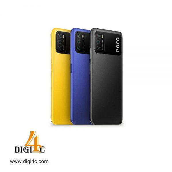 گوشی موبایل شیائومی مدل POCO M3 ظرفیت 64(گارانتی اصلی)