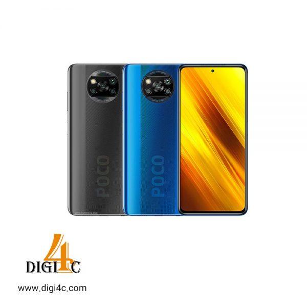 گوشی موبایل شیائومی مدل POCO X3 ظرفیت 64 (گارانتی اصلی)
