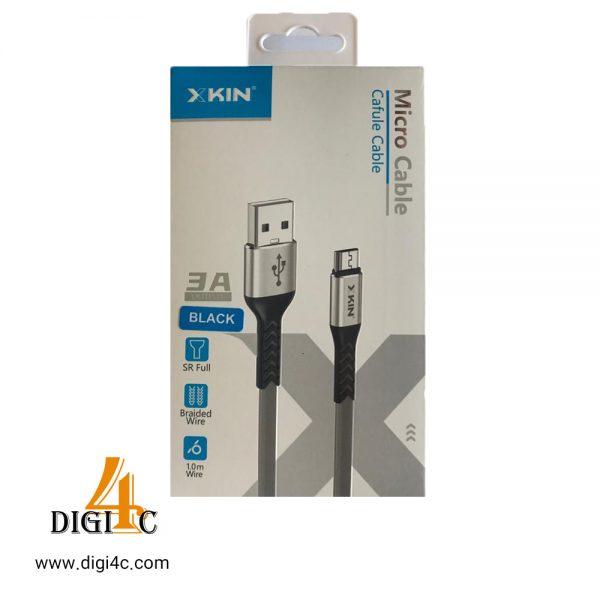 کابل شارژ میکرو Xkin