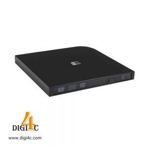درایو نوری اکسترنال HEATZ EXTERNAL DVD مدل ZY12