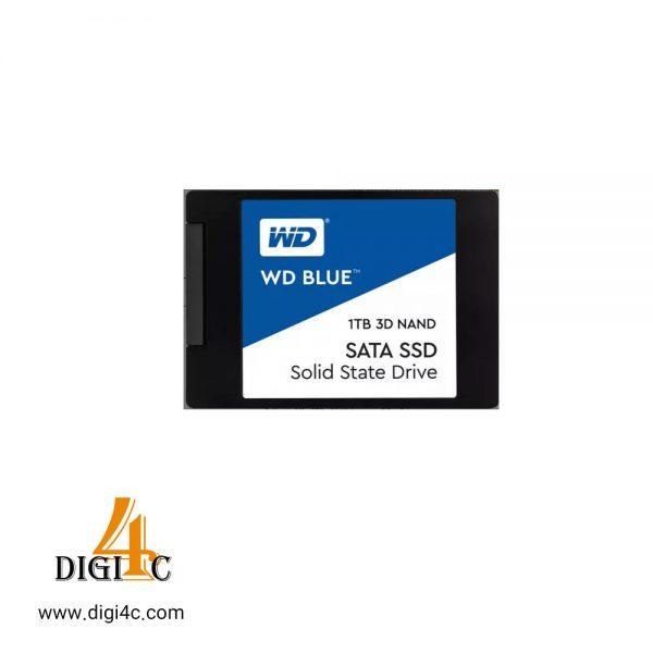 حافظه SSD اینترنال 1 ترابایت WD مدل BLUE WDS100T2B0A
